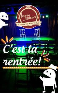 Catch Impro @ Théâtre l'Improvidence | Bordeaux | Nouvelle-Aquitaine | France
